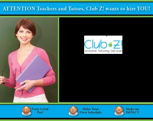 New Tutor Recruitment Ad- Craigslist